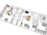 II NP (Prodej penzionu 622 m², Dolní Dobrouč)