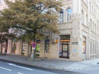 obchodní prostor - Pronájem obchodních prostor 120 m², Olomouc