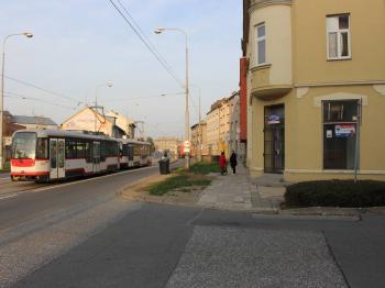 obchod+ hl. ulice - Pronájem obchodních prostor 50 m², Olomouc