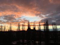 Výhled na západ slunce  (Prodej bytu 3+1 v osobním vlastnictví 68 m², Olomouc)