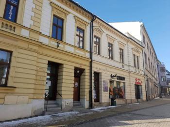 Pronájem obchodních prostor 175 m², Šumperk