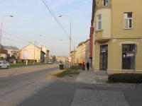 pohled hl. ulice - Pronájem obchodních prostor 50 m², Olomouc