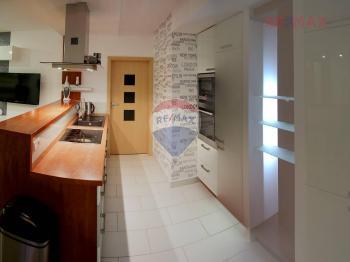 kuchyně - Pronájem bytu 3+kk v osobním vlastnictví 85 m², Olomouc