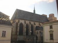 pohled z okna - Pronájem obchodních prostor 800 m², Olomouc