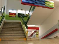 schody č.2 - Pronájem obchodních prostor 800 m², Olomouc
