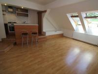 obývací pokoj s KK - Prodej bytu 2+kk v osobním vlastnictví 61 m², Prostějov