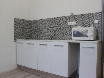 kuchyňka - Pronájem bytu 2+1 v osobním vlastnictví 45 m², Olomouc