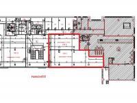 obchodní prostory (Pronájem obchodních prostor 207 m², Chrudim)