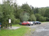 parkoviště (Prodej penzionu 1300 m², Vítkov)