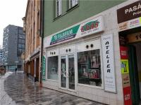 Pronájem komerčního objektu 101 m², Pardubice
