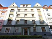 pohled na dům (Pronájem bytu 3+kk v osobním vlastnictví 91 m², Pardubice)
