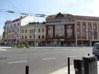 umístění v centru Pardubic (Pronájem kancelářských prostor 90 m², Pardubice)