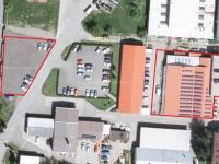 Pronájem komerčního objektu 1280 m², Pardubice