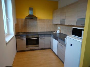 kuchyňský kout - Pronájem bytu 2+kk v osobním vlastnictví 64 m², Pardubice