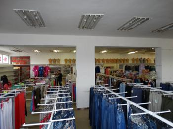 obchodní prostor - Pronájem obchodních prostor 556 m², Slatiňany