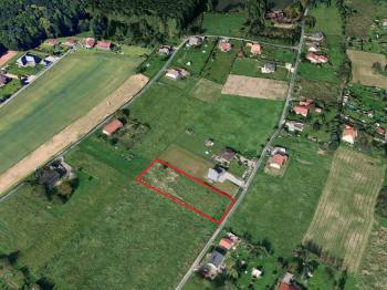 Prodej pozemku 1890 m², Dětmarovice