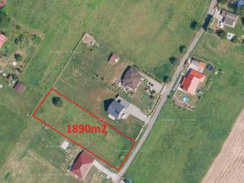 Pozemek pro bydlení na prodej, Dětmarovice