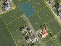 Prodej pozemku 1284 m², Lučina