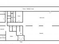 Pronájem obchodních prostor 400 m², Havířov