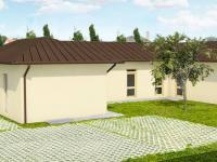 vizualizace bude nahrazena v nejbližší době, pokud počasí dovolí - Prodej bytu 2+kk v osobním vlastnictví 44 m², Sviadnov
