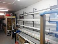 Pronájem skladovacích prostor 200 m², Bruntál