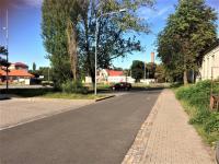 příjezdová komunikace - Prodej skladovacích prostor 220 m², Ostrava