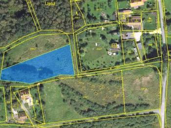 Prodej pozemku 8920 m², Doubrava