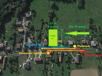 Prodej pozemku 2000 m², Albrechtice (ID 158-N01872)