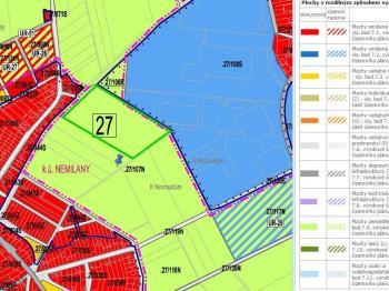 Prodej pozemku 40074 m², Olomouc