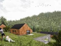 Prodej pozemku 1136 m², Hlubočky