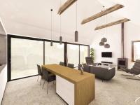Prodej pozemku 1363 m², Hlubočky