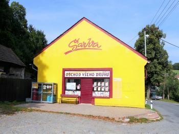 Prodej komerčního objektu 1119 m², Kladky