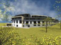 Prodej nájemního domu 4000 m², Sněžné