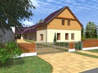 Prodej domu v osobním vlastnictví 100 m², Přepychy