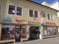 Pronájem komerčního prostoru (obchodní) v osobním vlastnictví, 248 m2, Kyjov