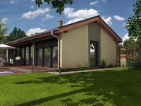 Prodej projektu na klíč 70 m², Karle