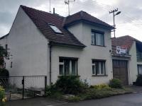 RD pohled z ulice (Prodej domu v osobním vlastnictví 169 m², Moravský Písek)