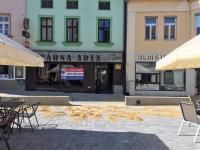 Pronájem obchodních prostor 218 m², Vyškov
