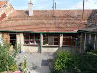 dům z dvorku (Prodej domu v osobním vlastnictví 125 m², Bučovice)