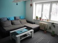 Obývací pokoj (Prodej bytu 3+1 v osobním vlastnictví 80 m², Hodonín)