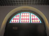 vitráž na vstupních dveřích (Prodej komerčního objektu 594 m², Břeclav)