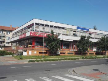 Pronájem obchodních prostor 390 m², Kyjov