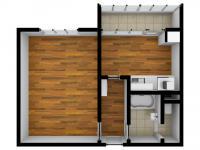Prodej bytu 1+1 v osobním vlastnictví, 34 m2, Mikulov