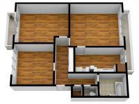 Prodej bytu 3+1 v osobním vlastnictví, 87 m2, Hodonín