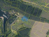 Prodej pozemku 40152 m², Milešov