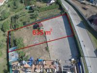 Prodej pozemku 635 m², Hrušky