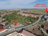 Prodej pozemku 518 m², Hrušky
