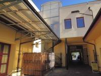 Přístup po točitém schodišti (Pronájem kancelářských prostor 27 m², Kyjov)