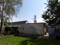 bývalá prádelna z boku - Prodej pozemku 1520 m², Dolní Dunajovice