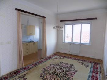 obývací pokoj  - Prodej bytu 2+1 v osobním vlastnictví 57 m², Hodonín